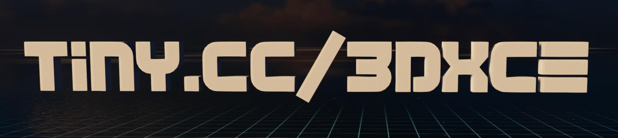 tiny cc 3DXCE